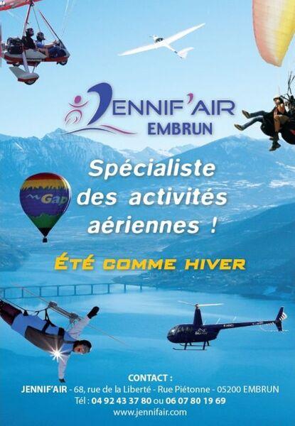 Jennif'Air Multi-activités - © Jennif'Air Multi-activités