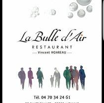 La Bulle d'Air Restaurant La Bulle d'Air Ⓒ La Bulle d'Air