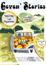 Ceven' Stories : nouvelle pièce de la troupe les Piqueberles - Montréal