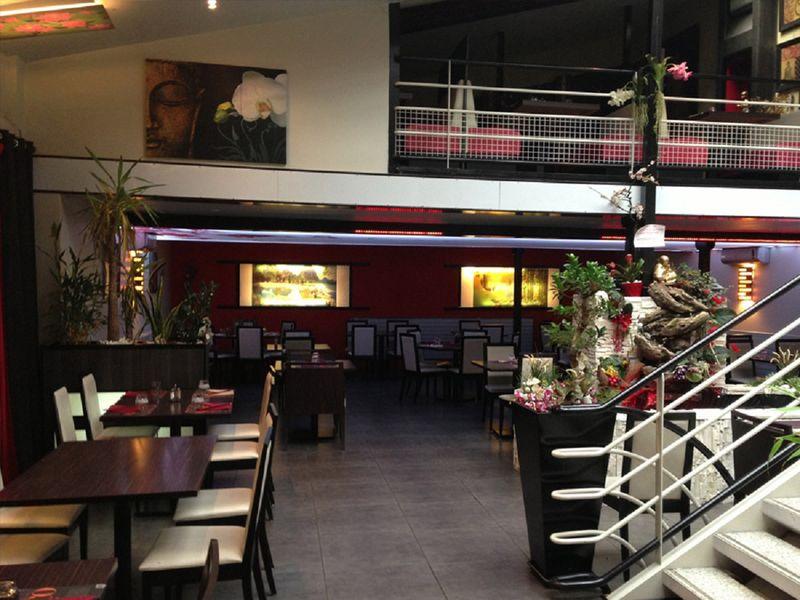 Restaurant Le jardin d'Asie