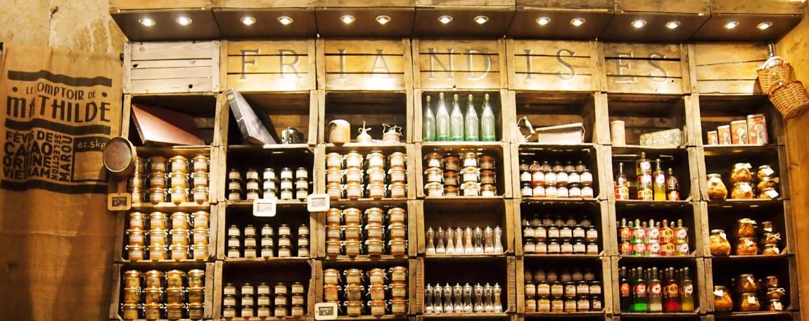 Le comptoir de mathilde lyon 5 me commerce et service - Le comptoir de mathilde lyon ...