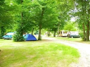 Camping des Écossais - 2011 Emplacements Ⓒ Camping des Écossais - 2011
