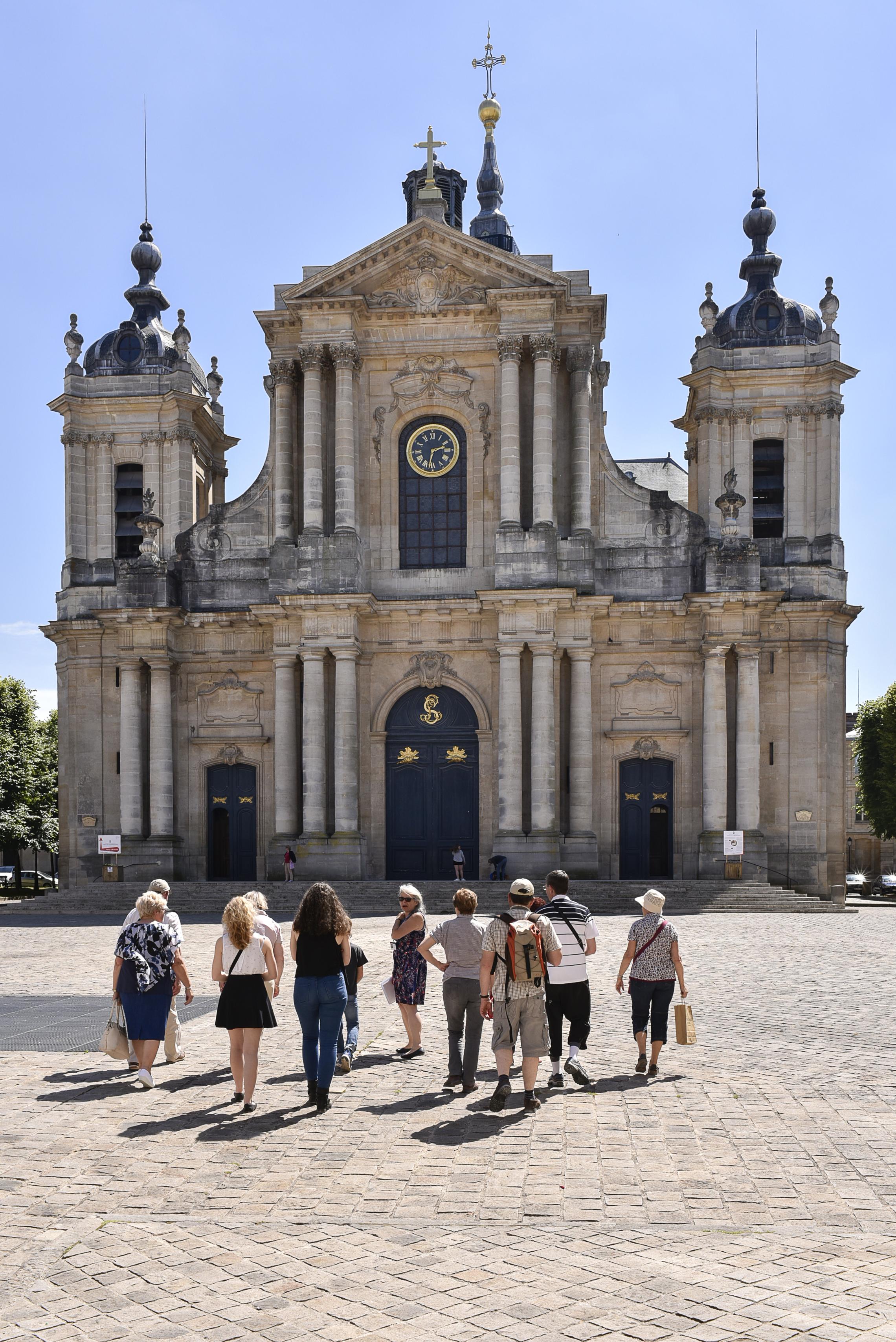 Cathédrale Saint-Louis