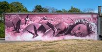 AERO2020 Ⓒ Street art city à Lurcy-Lévis
