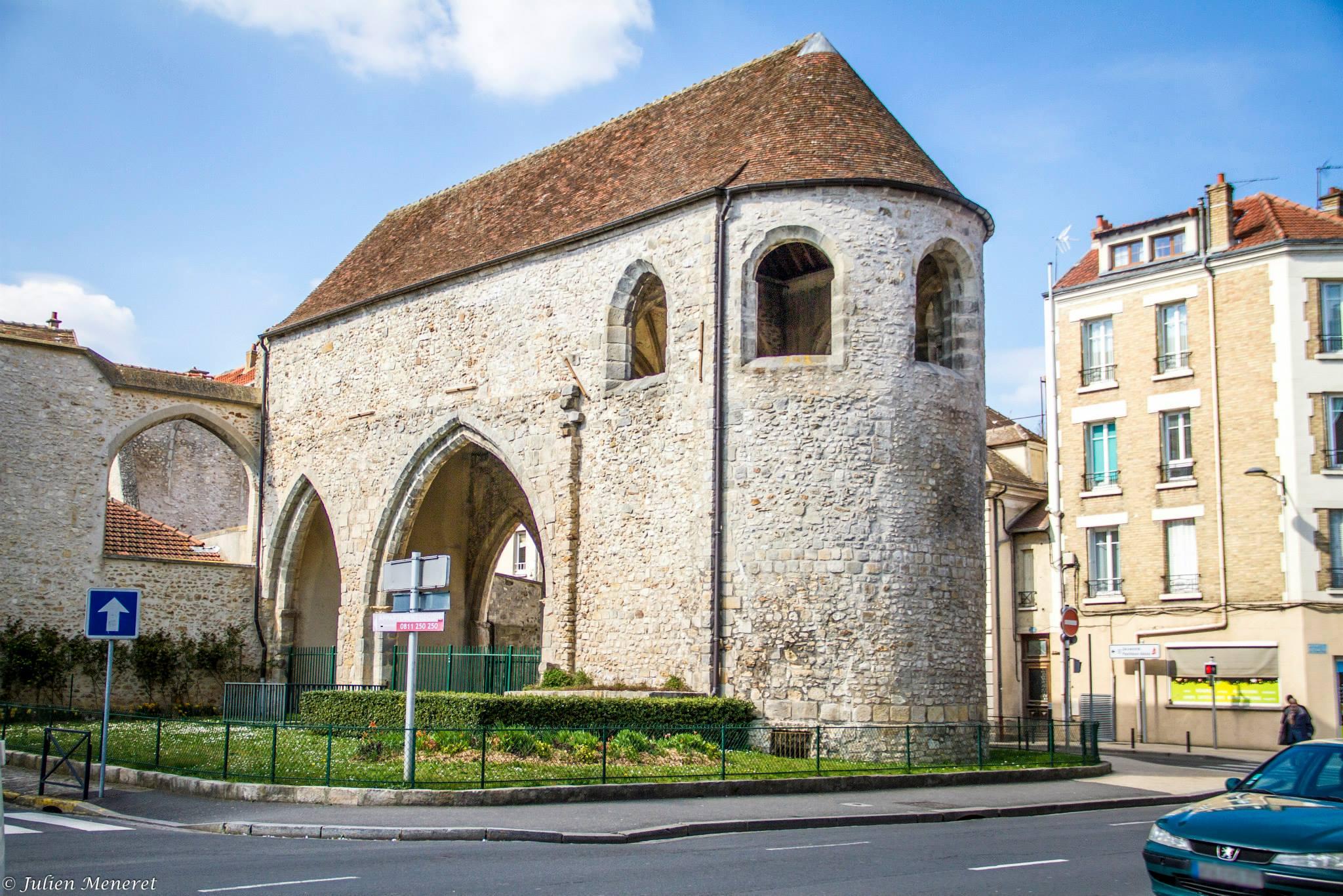 Prieuré Saint-Sauveur - © Julien Meneret