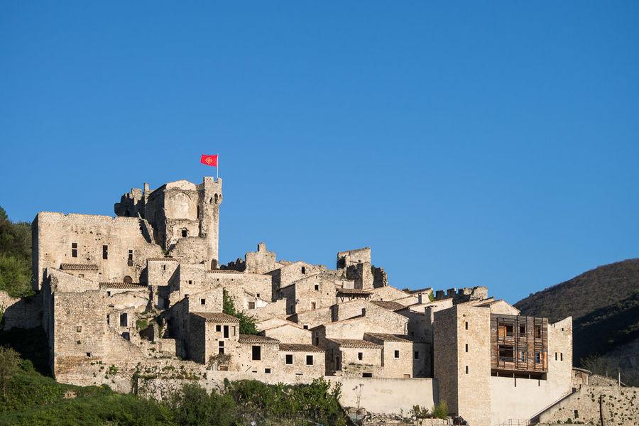 Visite guidée du site médiéval de Cruas - Cruas