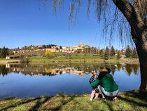 Journée festive autour du plan d'eau de St Bonnet le Château