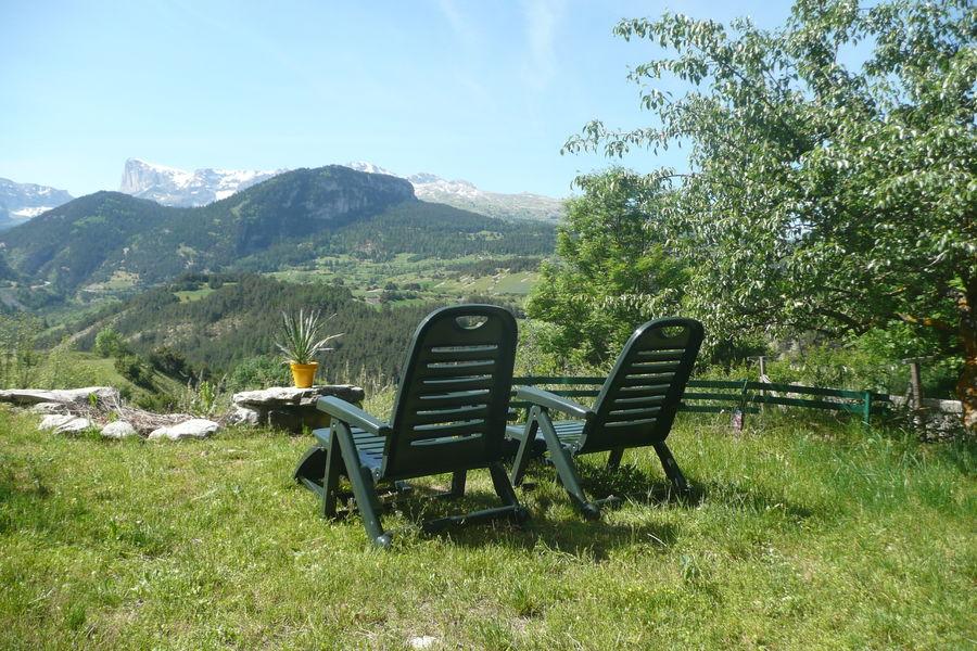 Gîte Les Miloux, massif du Dévoluy, Alpes du sud - © Gîte Les Miloux