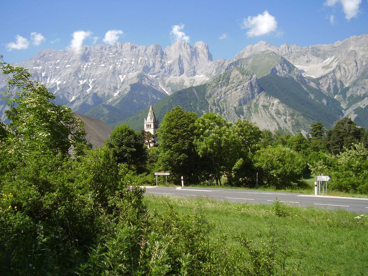 Itinéraire de randonnée jusqu'au Chapeau de l'Evêque