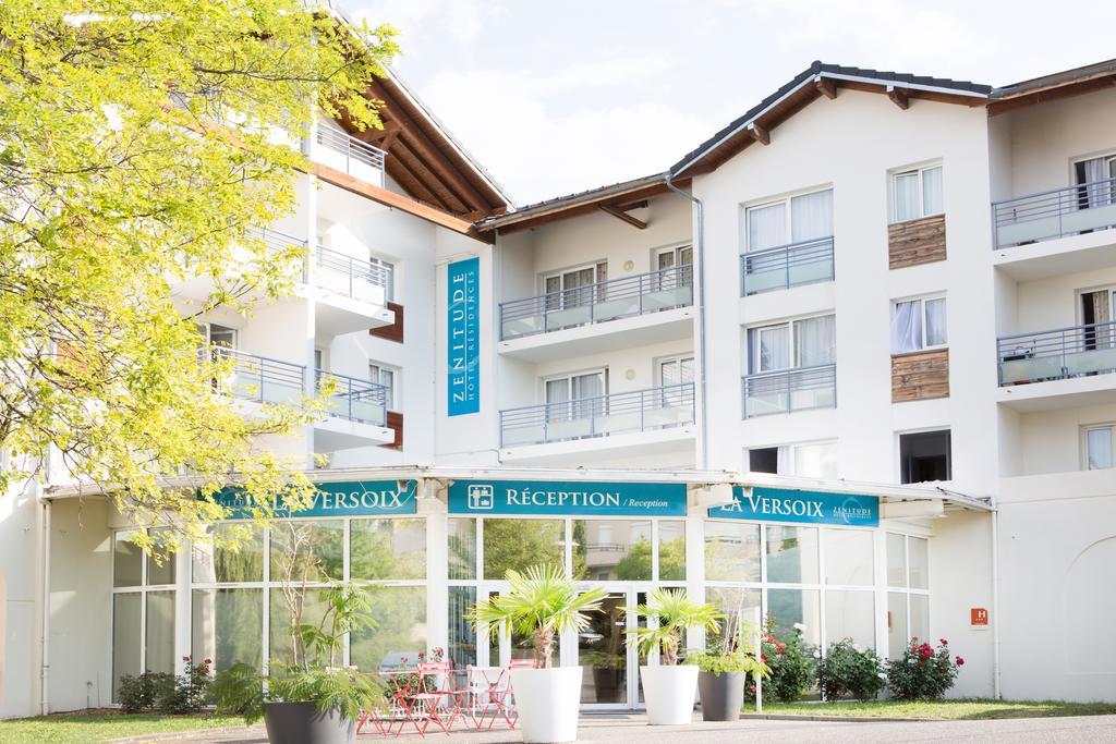 Zenitude Hôtel-Résidence La Versoix***
