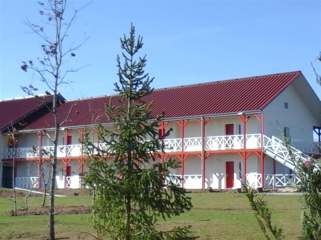 Fasthôtel - Auberge du Grand Champ Bâtiment Ⓒ Fasthôtel