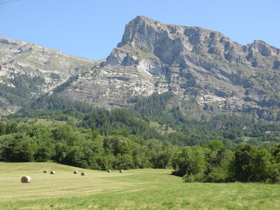 Le Palastre, sommet du Champsaur (2278 m)