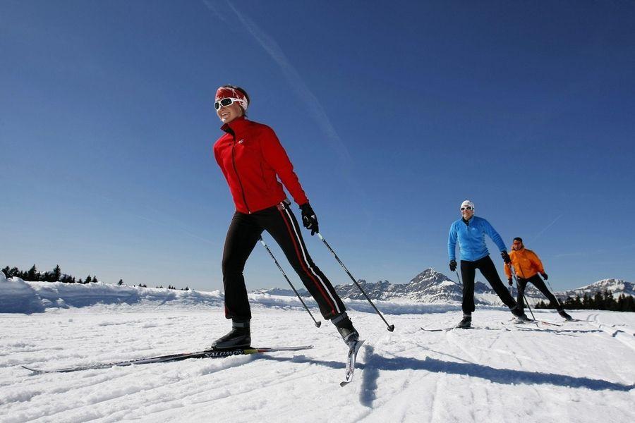 Biathlon // meublés classés en location sur le Massif des Brasses