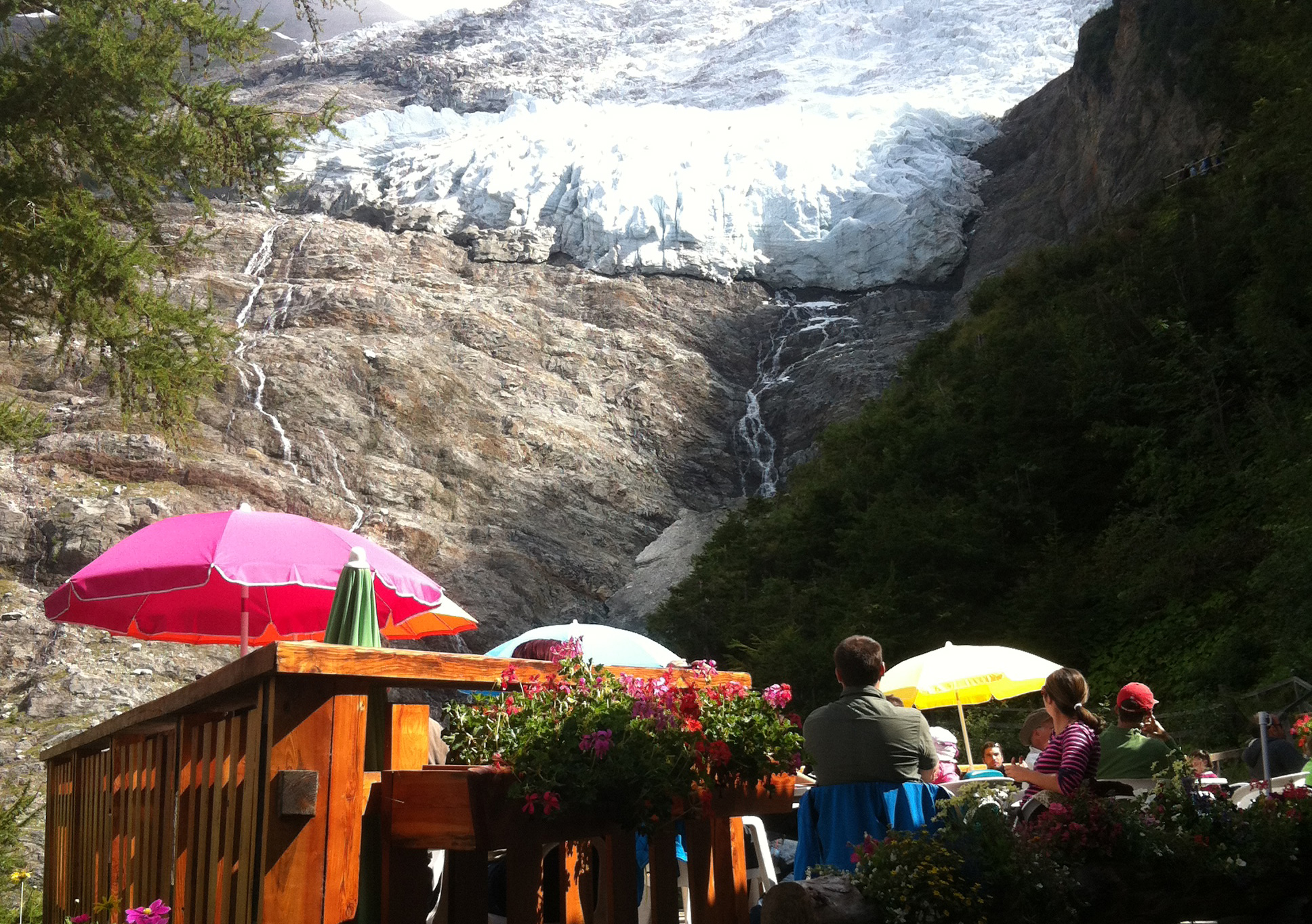 Chalet du Glacier des Bossons