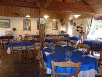 Restaurant L'Hysope Pont du Fossé - © OT Pont du Fossé