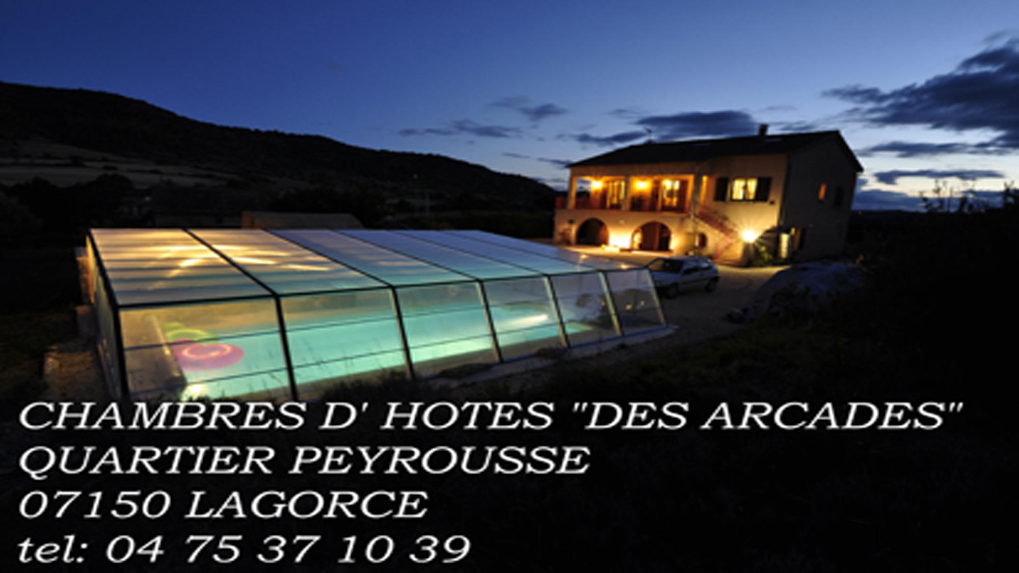 Luxe Chambres D Hotes Vallon Pont D Arc – Ravizh