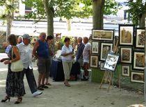 Galerie de Verdure : une journée pour l'art ! - Vals-les-Bains