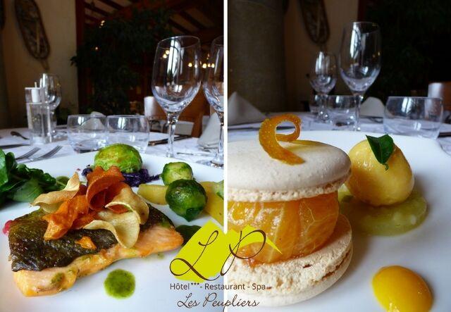 Hôtel Restaurant Spa Les Peupliers - © Hôtel Restaurant Spa Les Peupliers