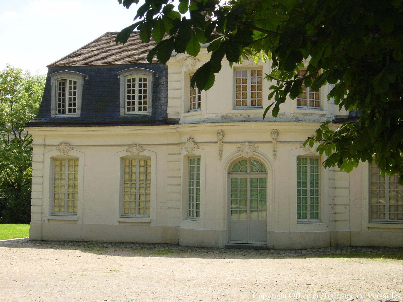 La maison des musiciens italiens versailles office de for Architecte de versailles sous louis xiv