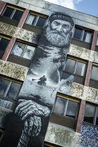 AERO Ⓒ Street art city à Lurcy-Lévis