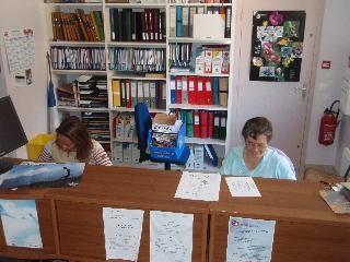 Secrétariat de la mairie de Villar d'Arène - © @MairieVillard'Arène