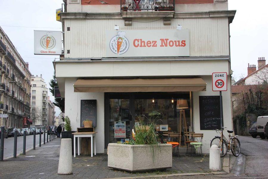 Restaurant Chez Nous, extérieur