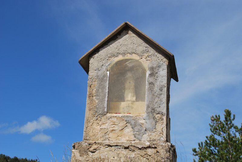 Col La Croix - © Communauté de Communes Sisteronais Buëch