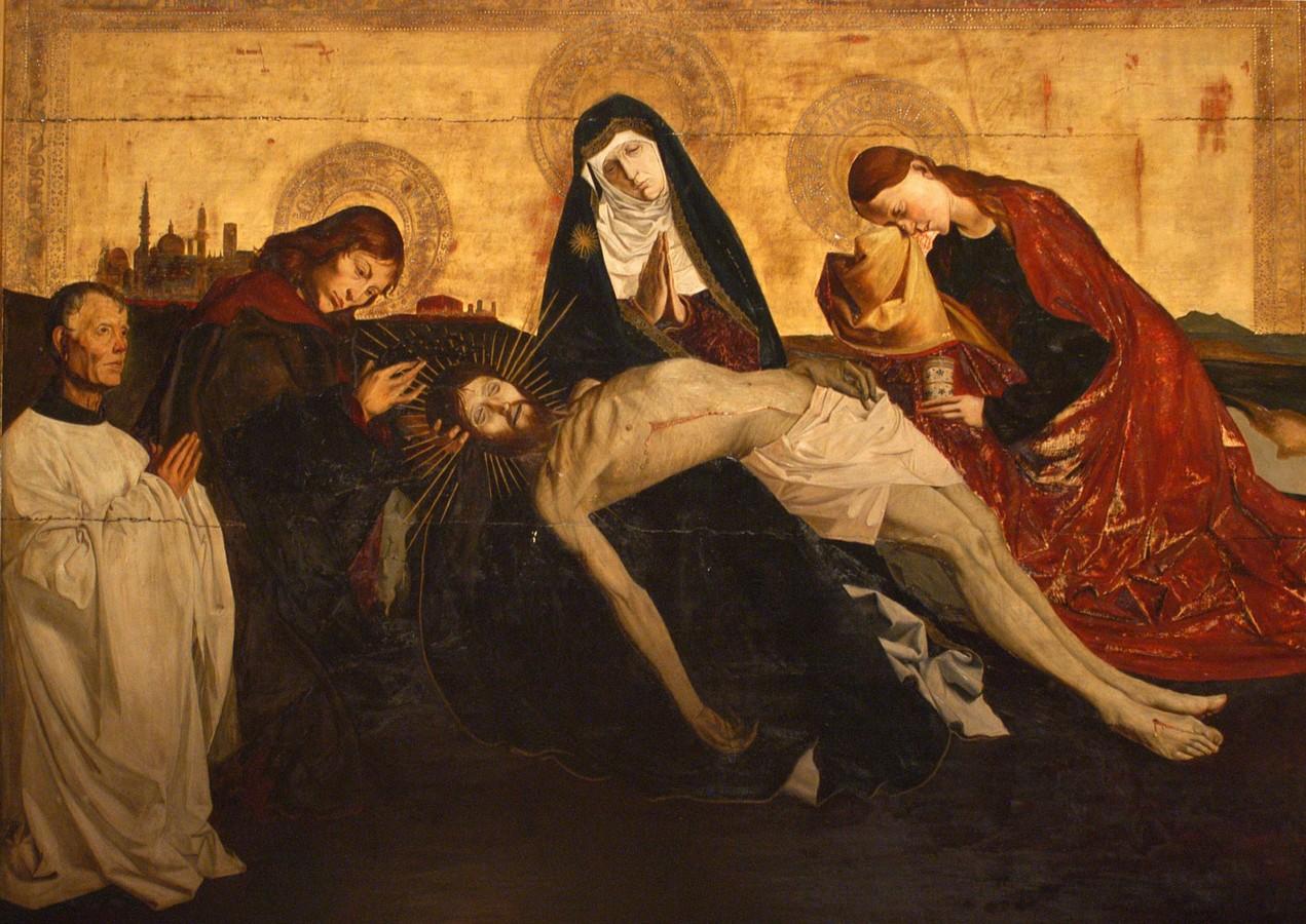 Pietà de Villeneuve