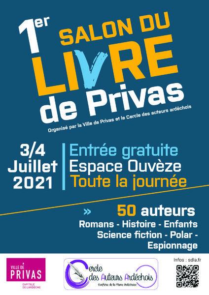 Salon du livre Ardéchois - Privas