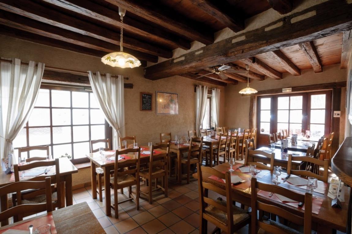 Restaurant Le Feu de Bois # Restaurant Feu De Bois