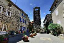 Visite guidée du bourg médiéval d'Alba et le hameau de la Roche - Alba-la-Romaine