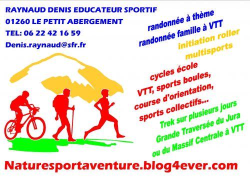 Nature sport aventure