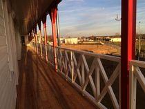 Fasthôtel - Auberge du Grand Champ Vue extérieur accès chambre Ⓒ Fasthôtel - 2016