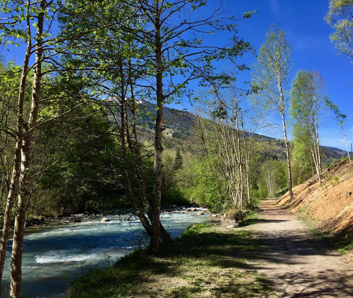 Sentier du Doron - Bozel