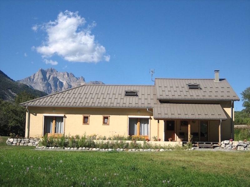 Chambres et table d'hôtes La Pierre d'Oran,Massif des Ecrins,Pays des Ecrins,Queyras,Hautes-Alpes,Briançon. - © La Pierre d'Oran.