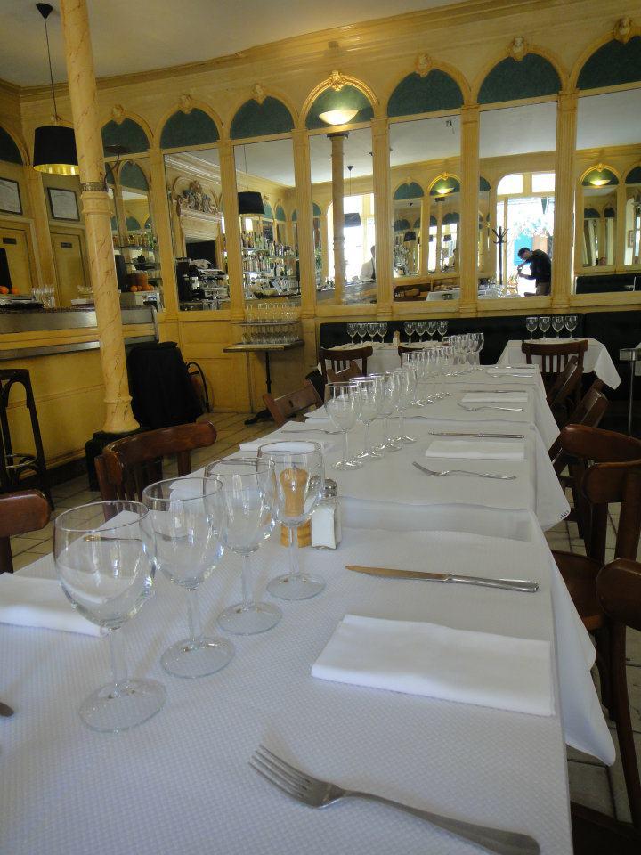 Brasserie les Mille Colonnes