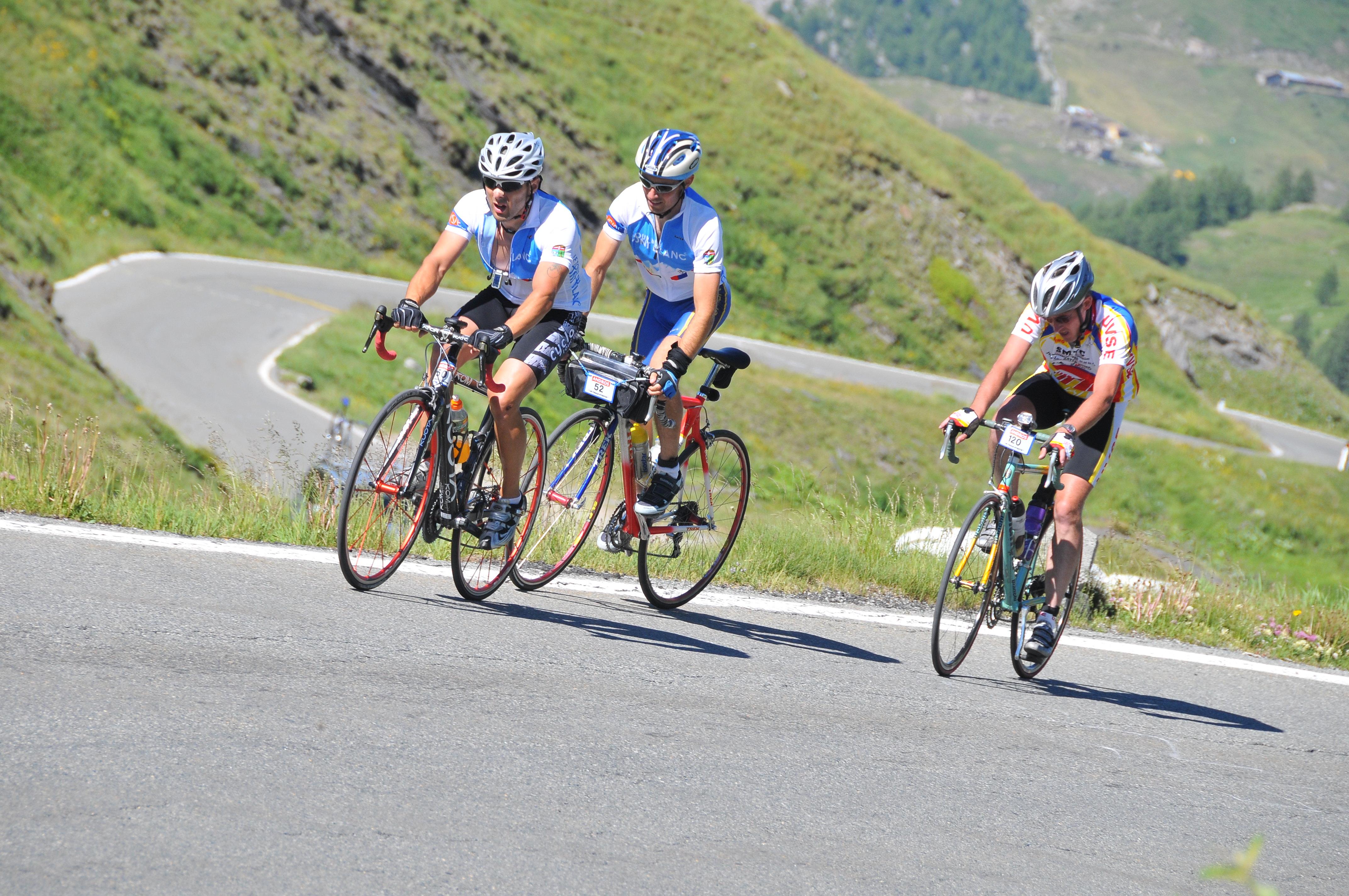 10ème Tour du Mont Blanc Cyclo®