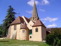 Eglise Saint-Georges - Couzon Ⓒ Eglise Saint-Georges - Couzon 2014