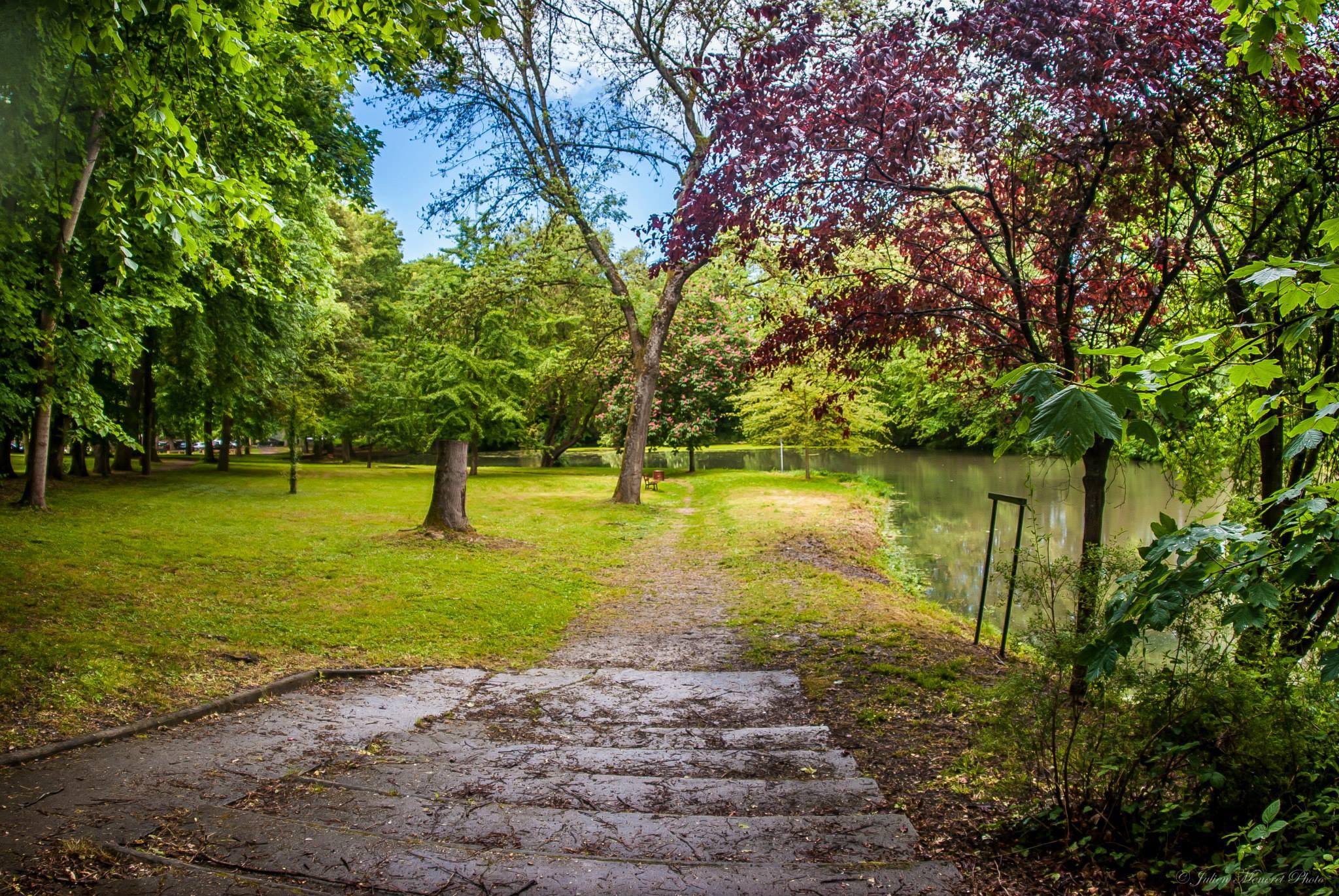 Parc Debreuil - © Julien Meneret