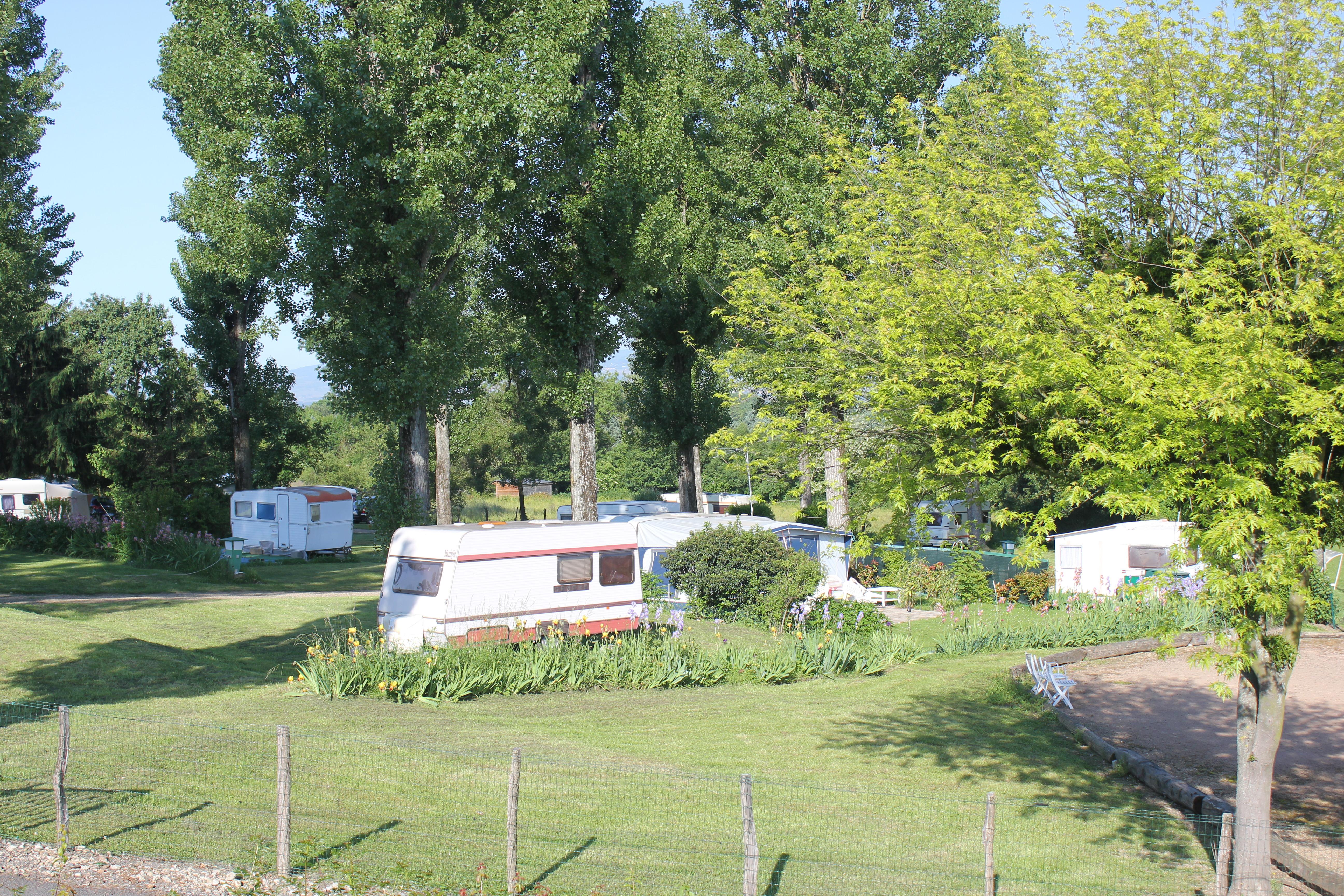 Camping municipal de Messimy-sur-Saône