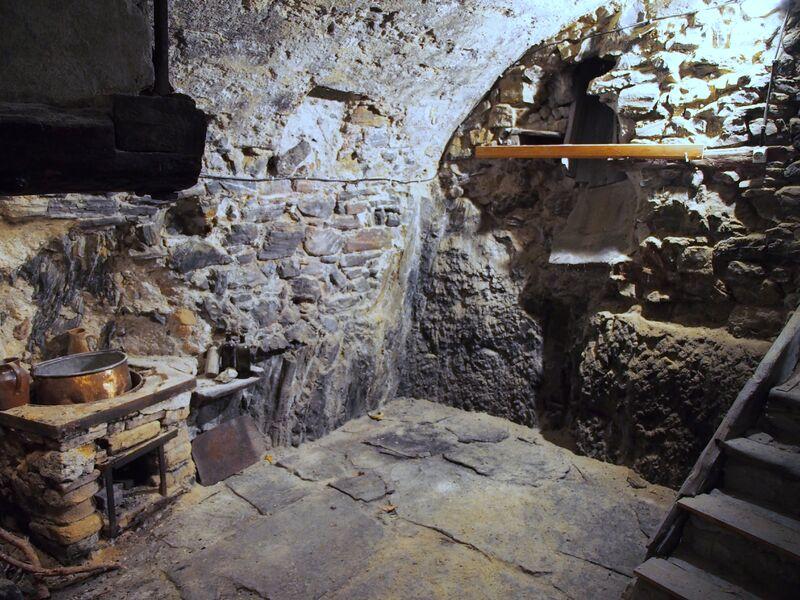 Four - � Service du Patrimoine Ville de Briançon