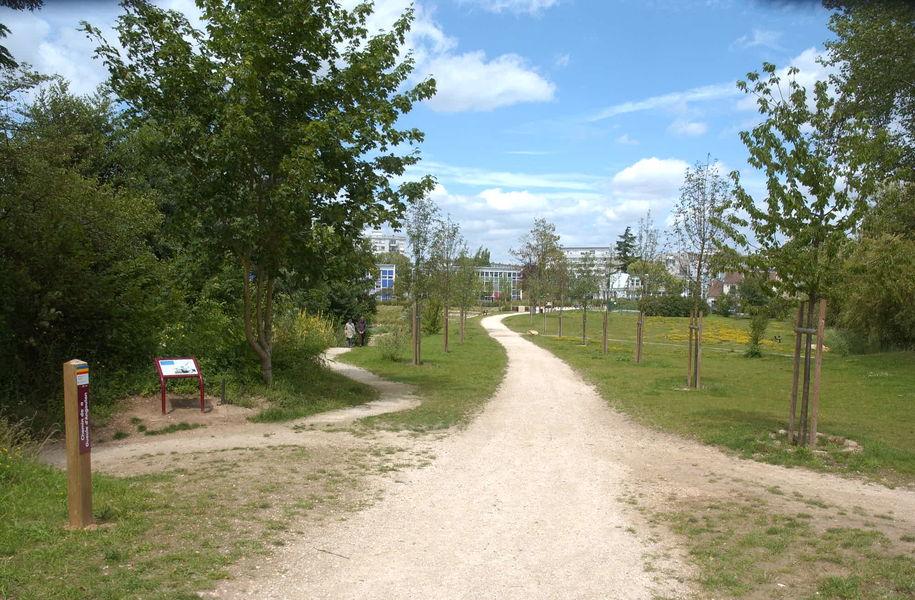 Parc du Pâtis de Meaux