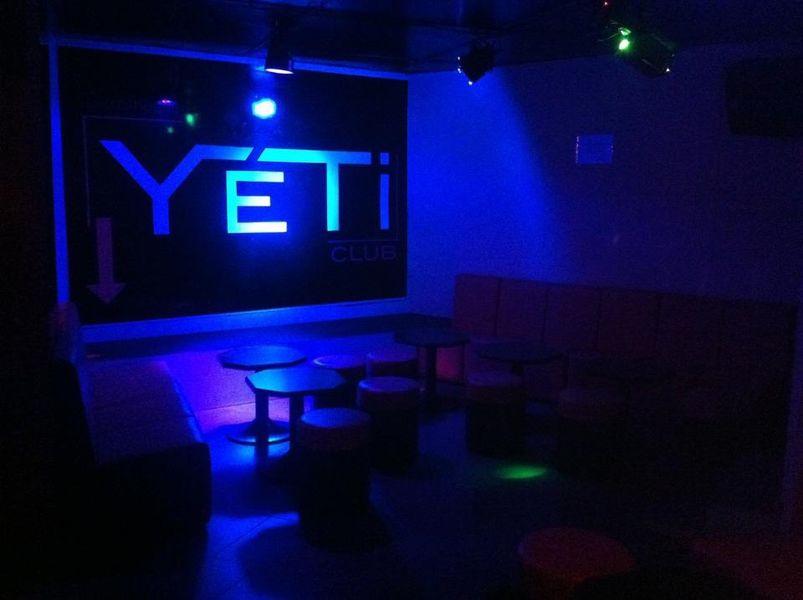 Yéti Club Orcières - © Yéti Club
