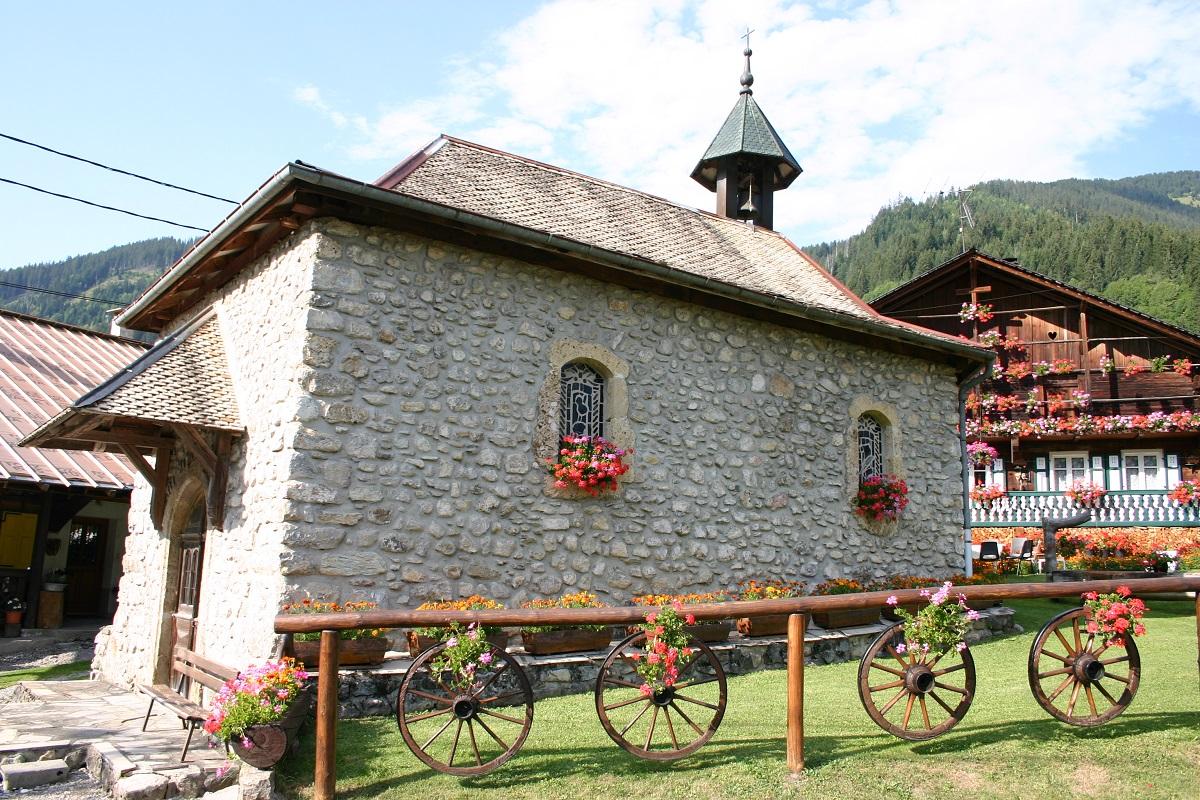 Chapel Saint Jacques of La Ville du Nant