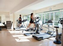 Vichy Célestins Thermal Spa Espace cardio-training Ⓒ Emanuela Cino