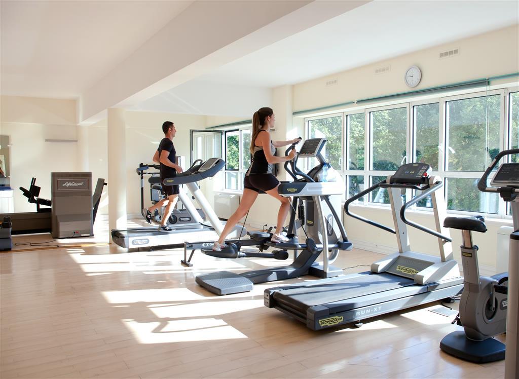 Vichy Célestins Thermal Spa Espace cardio-training Ⓒ Emanuela Cino