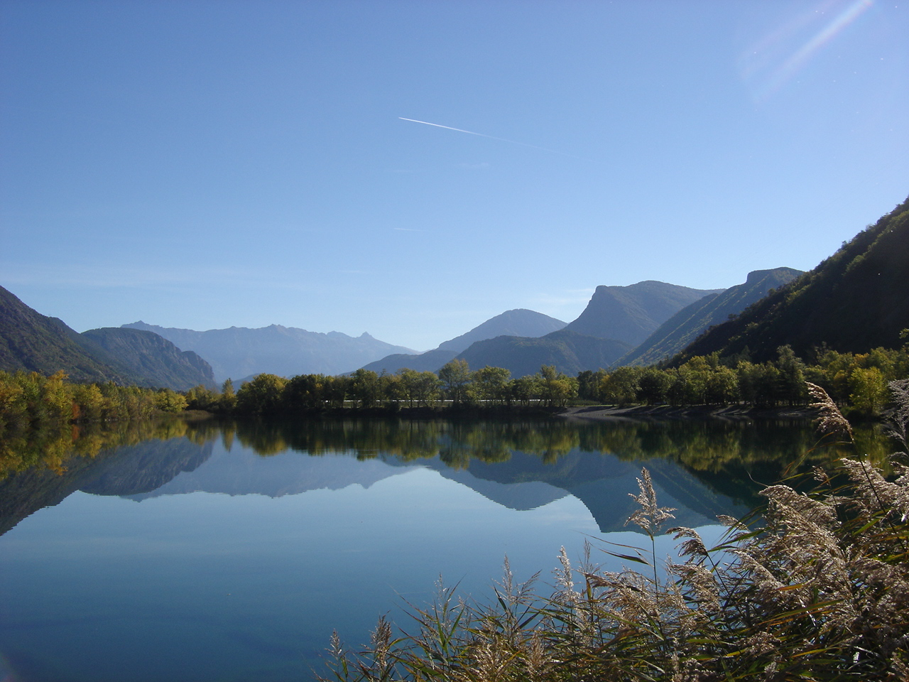 Base de loisirs Les 3 Lacs à Rochebrune & Piégut
