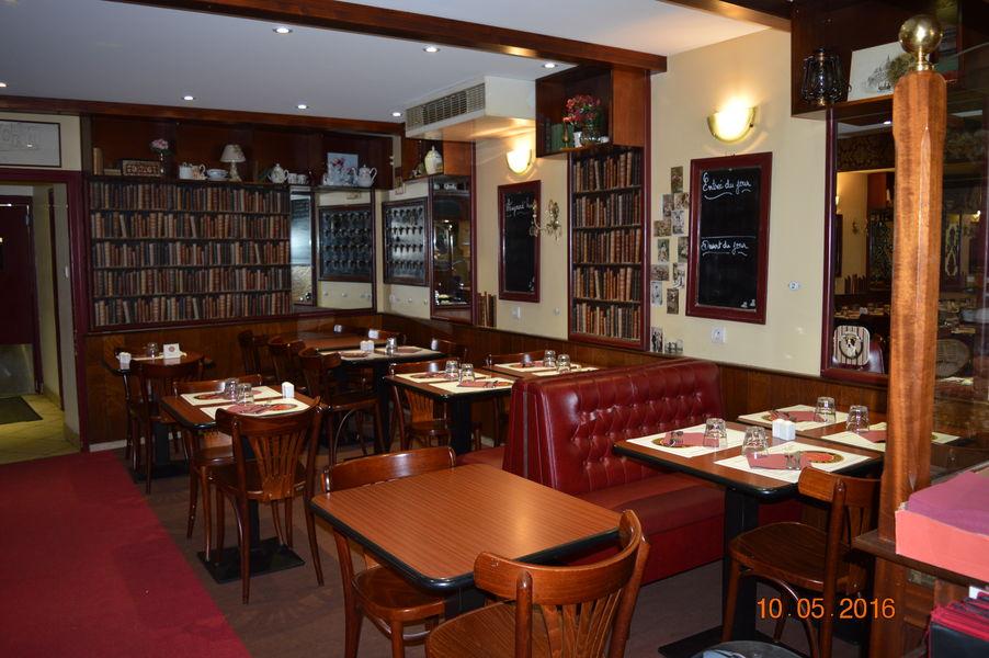 Restaurant pub 421_salle