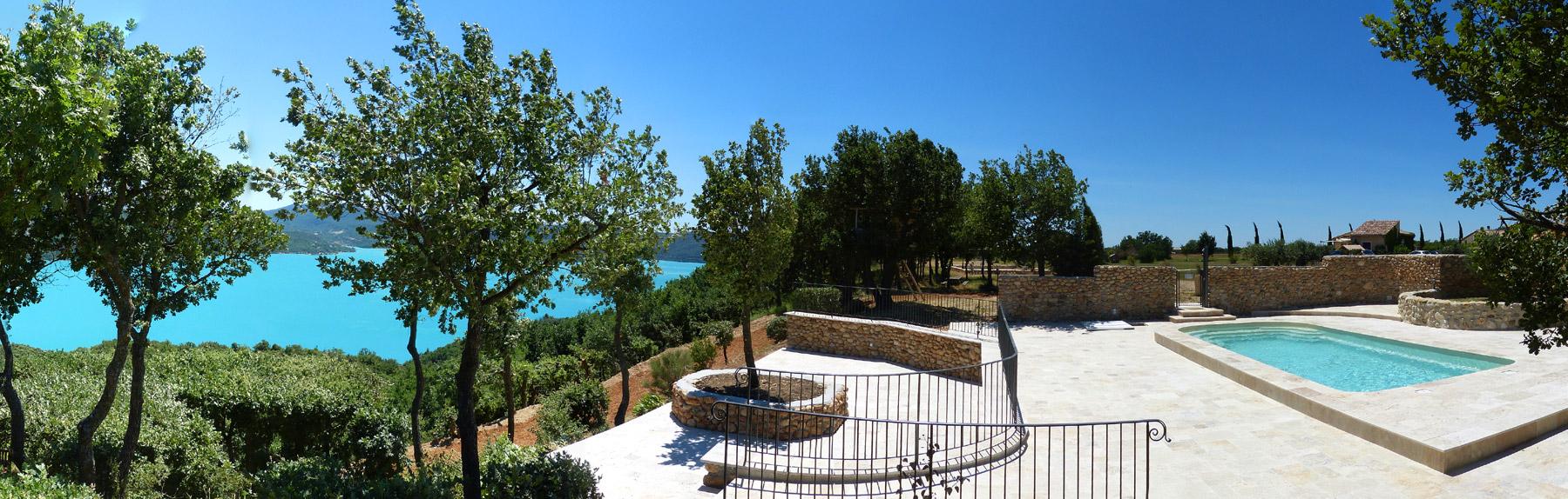 Alpes de haute provence for Location maison avec piscine gorges du verdon