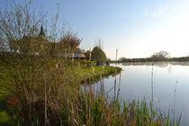 Plan d'eau - Aubigny Ⓒ Mairie - Aubigny